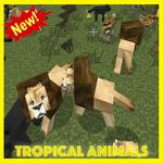 Tropical animal mod for Minecraft icon