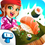 My Sushi Shop - Japanese Food Restaurant Game icon