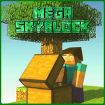 MAP Mega Skyblock for MCPE icon
