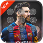 Screen Lock For Lionel Messii Fans icon