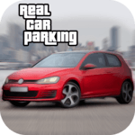 Real Car Parking icon