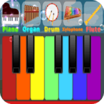 Kids or Baby Piano icon