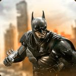 Superhero Flying Bat City Rescue Mission Survival icon