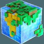 WorldCraft : 3D Build & Craft icon