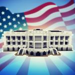 Washington Craft: 🇺🇸 Blocky Building Games 2018 icon