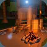 Cube Island Survival Simulator icon
