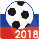 World Cup Russia 2018 - Live Scores & Schedule icon