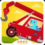 Dinosaur Rescue: Trucks icon