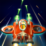 Infinity Strike - Space Shooting Idle Chicken icon