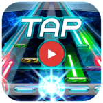 TapTube - Music Video Rhythm Game icon