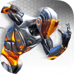RunBot - Endless Running Game: Real Parkour Runner icon
