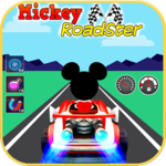 Mickey Race Roadster Adventure icon