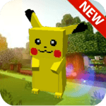 Craft Pixelmon GO mod PE 2017 icon
