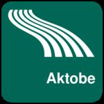 Aktobe Map offline icon