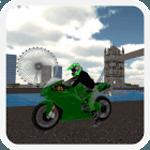 Motor Race Simulator London icon