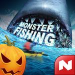 Monster Fishing 2018 : Halloween icon