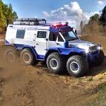 8 Wheeler Russian Truck icon