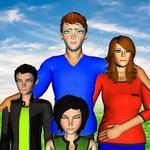 My Mother Family Adventure Virtual Mom Simulator icon