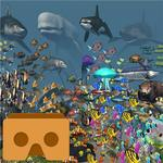 VR Ocean Aquarium 3D icon