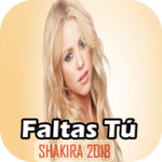 Shakira songs 2018 FALTAS TU icon