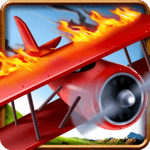 Wings on Fire - Endless Flight icon
