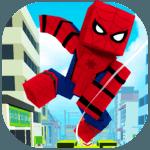 Manhattan Subway Spider Hero Man Run icon