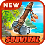 Survival Game: Lost Island 3D icon