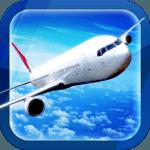 Flight Simulator Boeing 3D fly icon