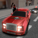 Crazy Driver Gangster City 3D icon