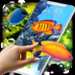 Aquarium 3D Live Wallpaper icon