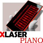 X-Laser Piano Simulated icon