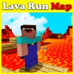 Lava Run map for MCPE icon