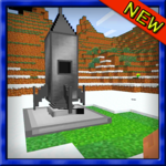 Moon travel maps for minecraft pe icon