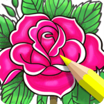 Coloring Book for Adults | Adult Coloring Apps icon